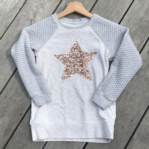 Gorgeous Gap kids ⭐️ sweatshirt